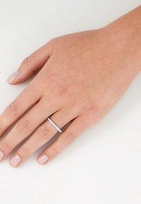 Swarovski - Ring - silber - 0