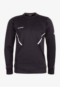 Mammut - AVERS - Sweatshirt - black - 3