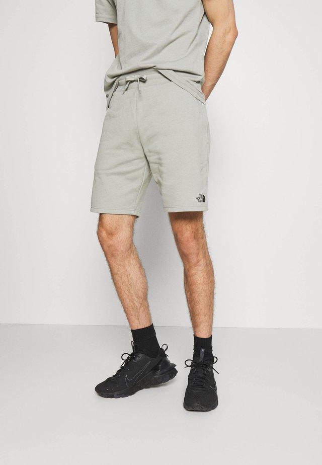 GRAPHIC LOGO - Shorts - wrought iron
