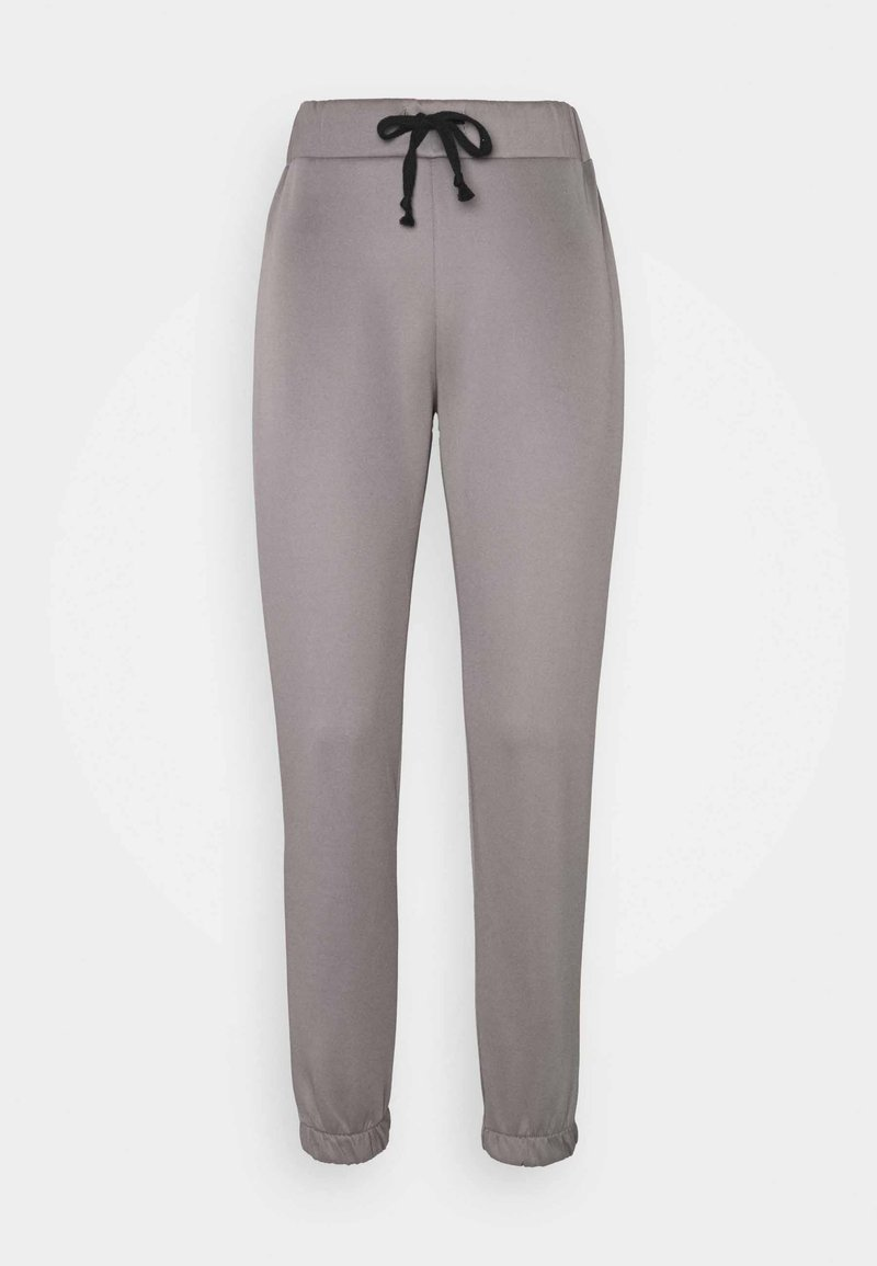 Trendyol - Tracksuit bottoms - grey