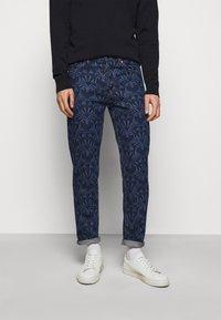 HUGO - Straight leg jeans - dark blue - 0