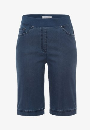 Denim shorts - stoned