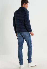 Teddy Smith - BLIGHT - Light jacket - total navy - 2