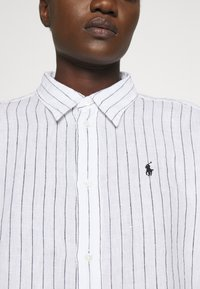 Polo Ralph Lauren - STRIPE - Button-down blouse - white/ polo - 5