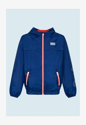 ALAN - Light jacket - stahl blau