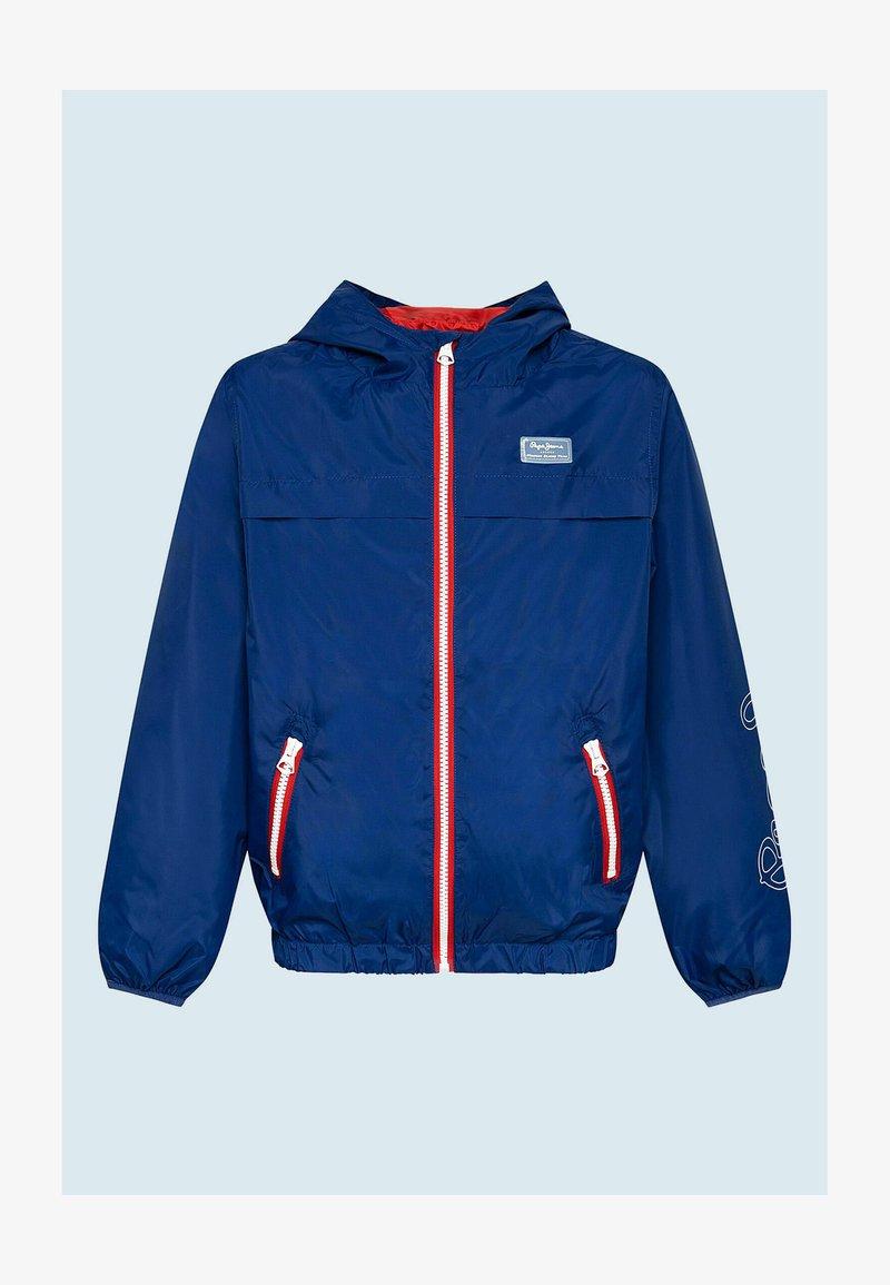 Pepe Jeans - ALAN - Light jacket - stahl blau