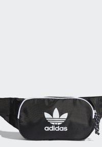 adidas Originals - WAIST ADICOLOR UNISEX - Bum bag - black/white - 3