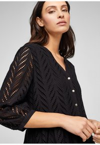 s.Oliver BLACK LABEL - Day dress - true black - 3
