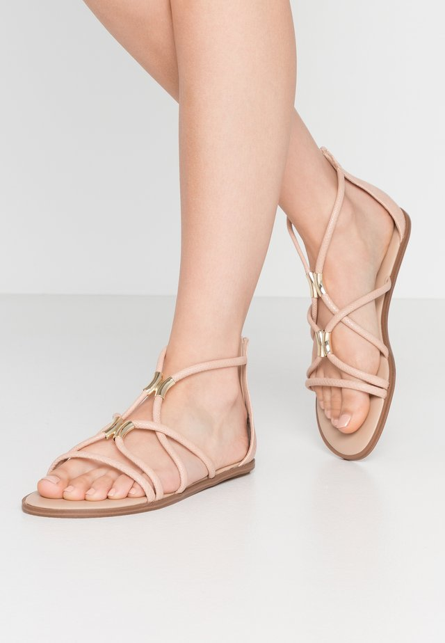 POZOA - Sandals - bone