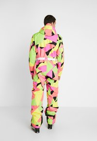 OOSC - HOLD YOUR COLOUR - Snow pants - multi-coloured - 2