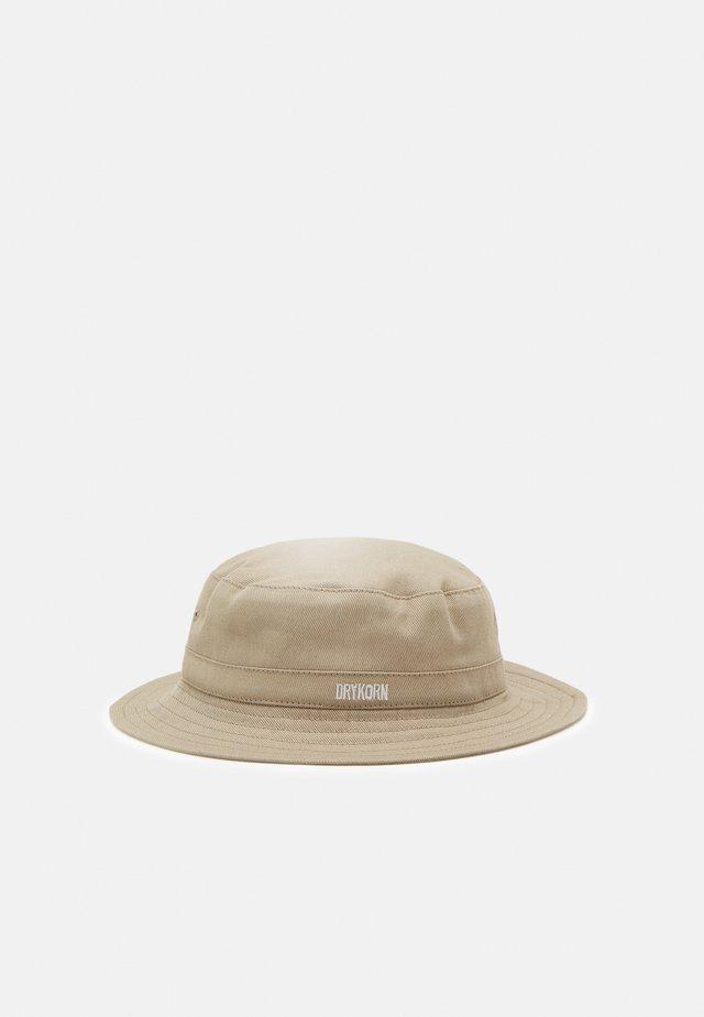 PACER UNISEX - Cappello - beige
