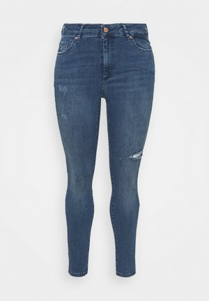 VMSOPHIA SCULPT - Jeans Skinny Fit - dark blue denim