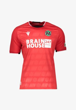 REPLICAS - NATIONAL HANNOVER 96 AUTHENTIC 3RD 2 - T-shirt print - rot