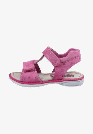 Walking sandals - fragola
