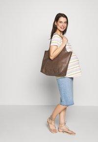 Esprit Maternity - Print T-shirt - offwhite - 1