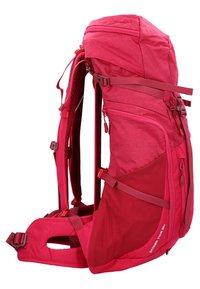 Vaude - SKOMER TOUR 36+ - Hiking rucksack - crimson red - 3