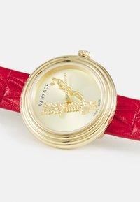 Versace Watches - VIRTUS MINI - Hodinky - red - 4