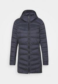 Salomon - SIGHT STORM HOODIE  - Winter coat - ebony - 5