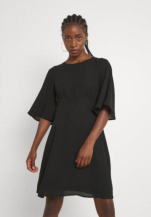 VMSINE SHORT DRESS - Day dress - black