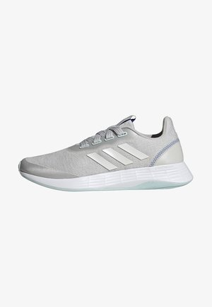 QT RACER - Zapatillas de running estables - grey