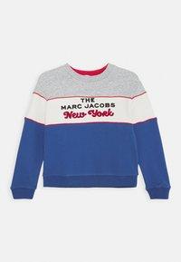Little Marc Jacobs - UNISEX - Sweatshirt - grey/blue - 0