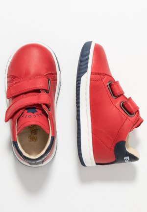 FALCOTTO ADAM  - Baby shoes - rot