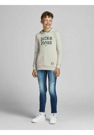 Sweatshirts - white melange