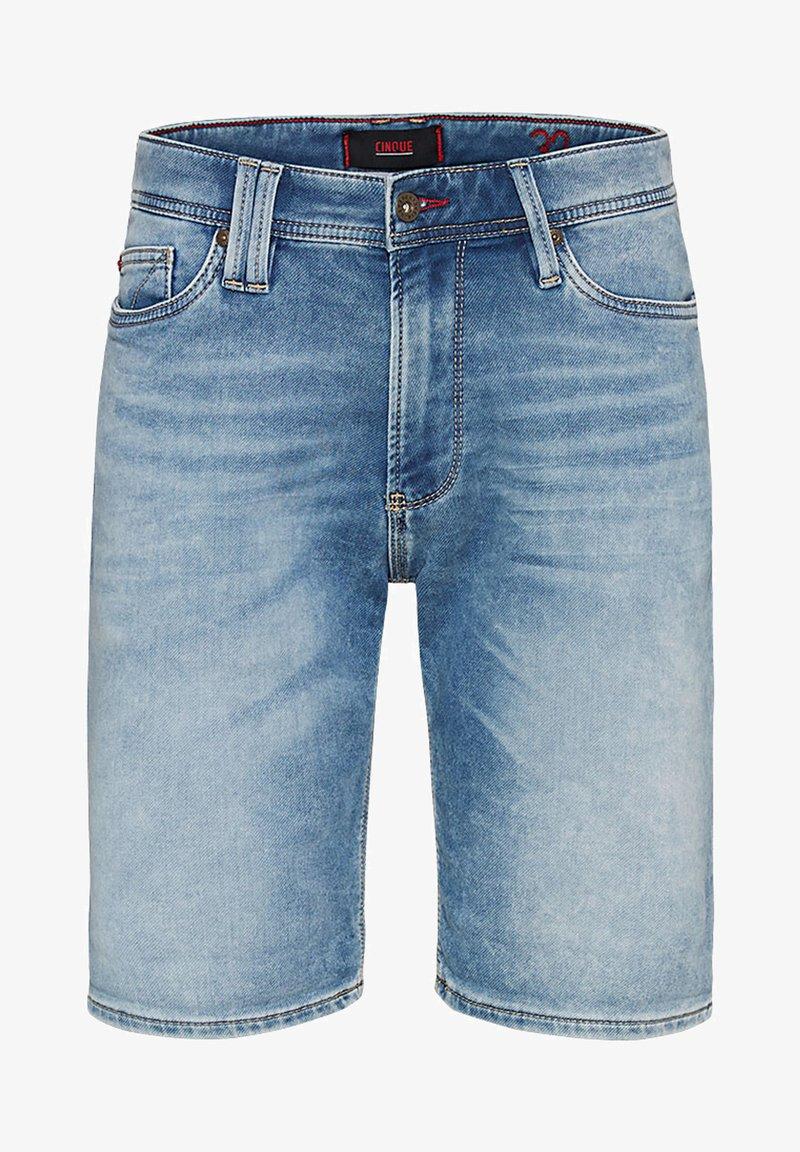 Cinque - Denim shorts - blue