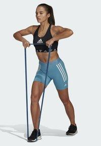 adidas Performance - SPEED CREATION SHORTS - Sports shorts - blue - 1