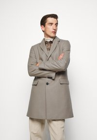 HUGO - MIGOR - Płaszcz wełniany /Płaszcz klasyczny - light/pastel brown - 0