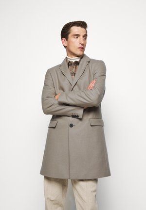 MIGOR - Classic coat - light/pastel brown