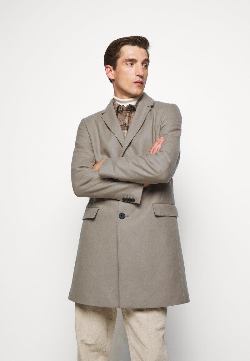 HUGO - MIGOR - Płaszcz wełniany /Płaszcz klasyczny - light/pastel brown