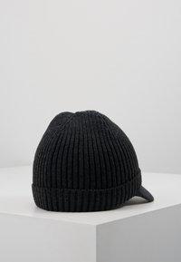 Chillouts - BENNO - Čepice - dark grey - 2