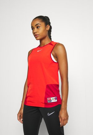 FC - Funktionsshirt - chile red/gym red/white