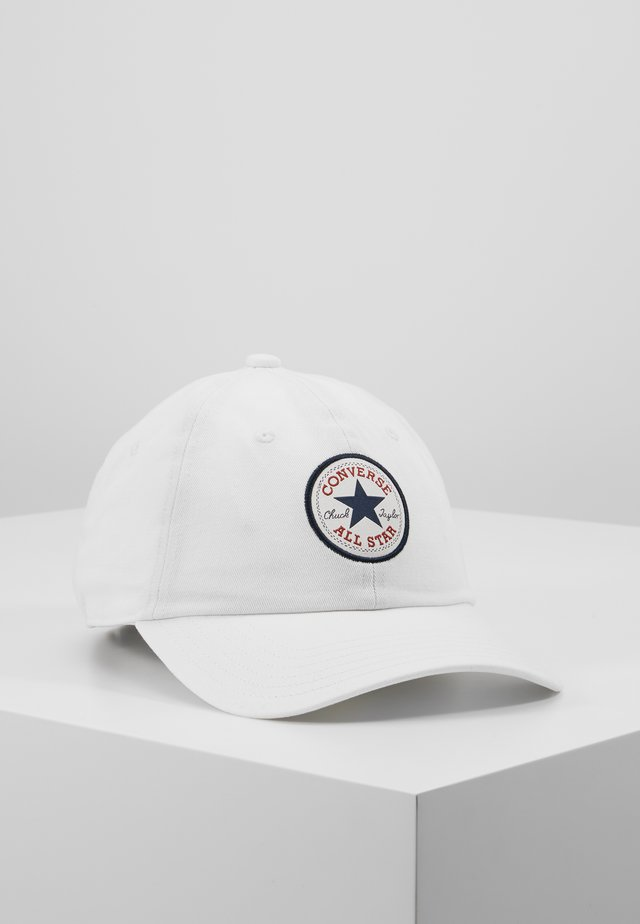 TIPOFF BASEBALL - Casquette - white