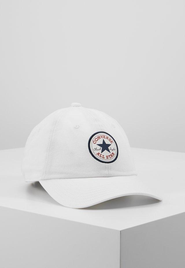 TIPOFF BASEBALL - Kšiltovka - white