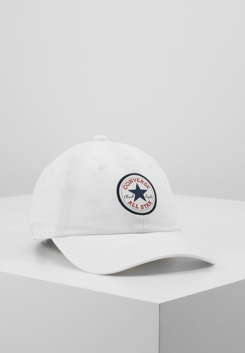 Converse - TIPOFF BASEBALL - Kšiltovka - white