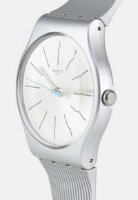 Swatch - METALINE UNISEX - Zegarek - silver-coloured - 3