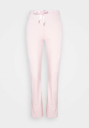 CECILIA TROUSERS - Tracksuit bottoms - light pink