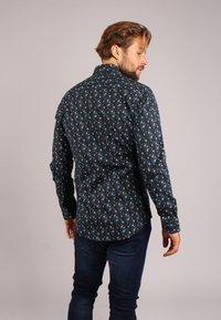 Gabbiano - Shirt - black/blue - 1