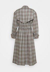 AKNVAS - WILDE - Classic coat - dove - 1
