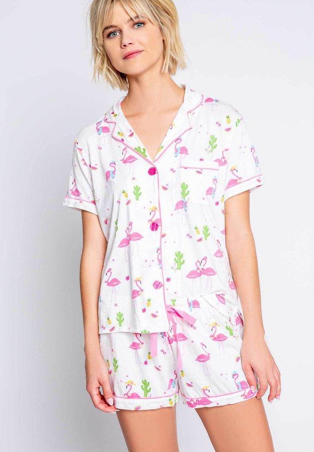 SET - Pyjamaser - off-white