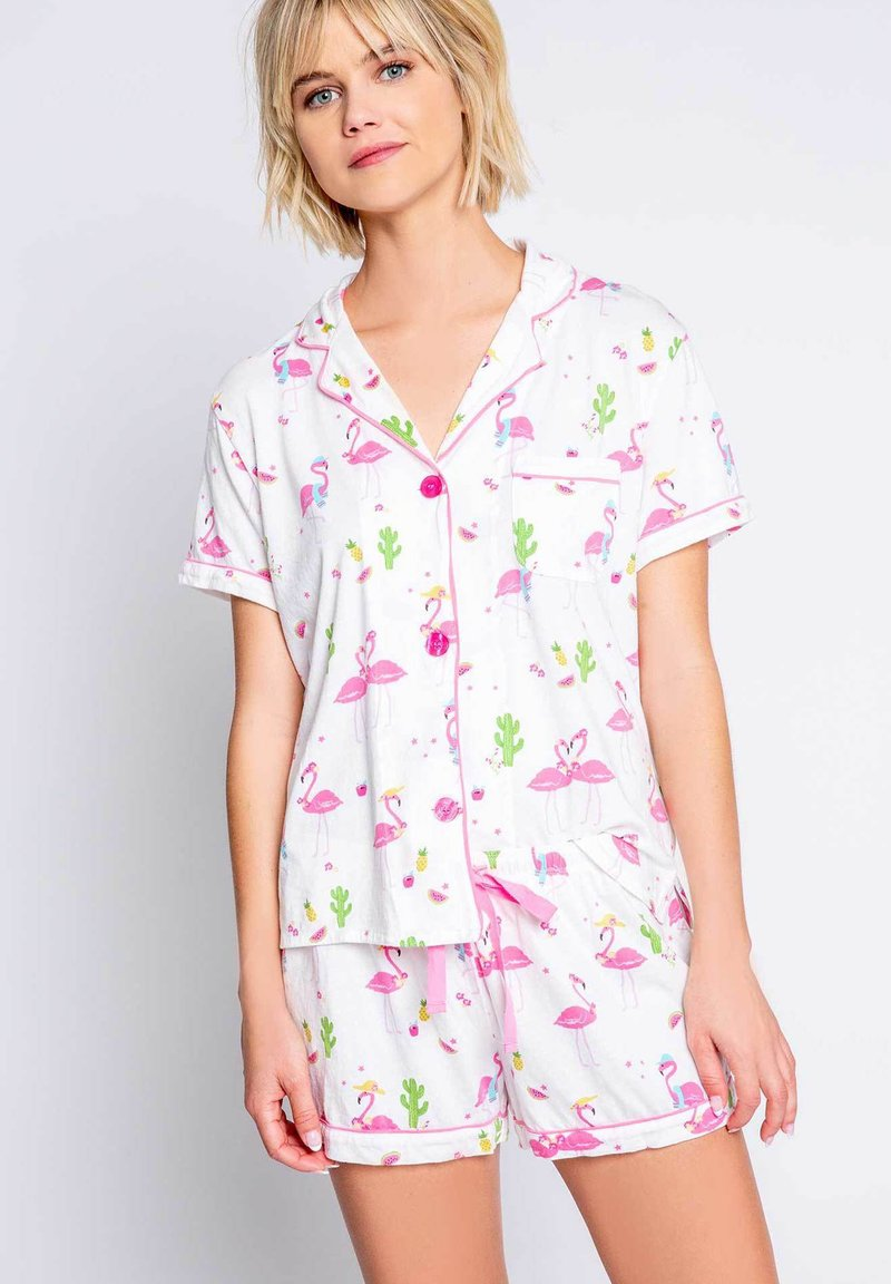 PJ Salvage - SET - Pyjamas - off-white