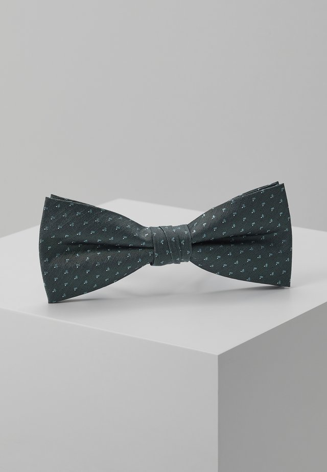 SHADOW DOT BOWTIE - Bow tie - teal