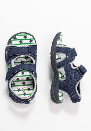 BOUNCE - Walking sandals - dark blue