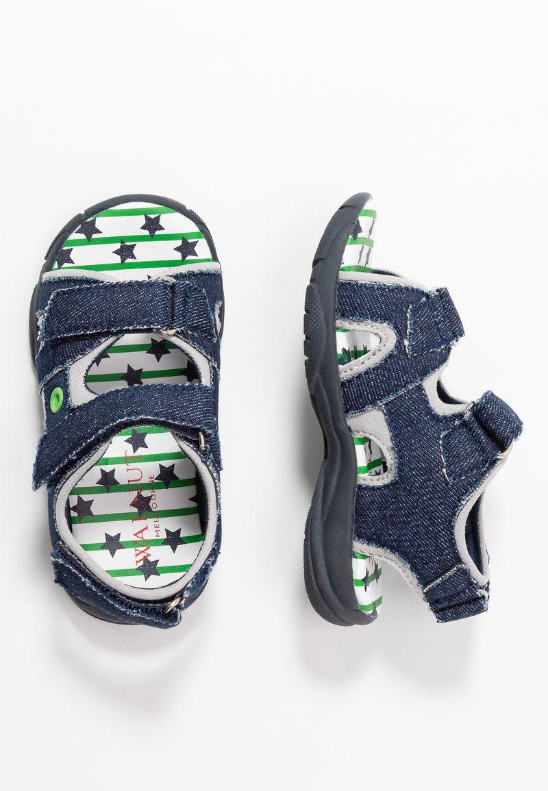 Walnut - BOUNCE - Walking sandals - dark blue