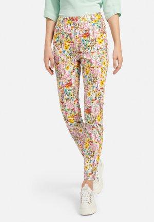 PASSFORM SYLVIA - Trousers - multicolor