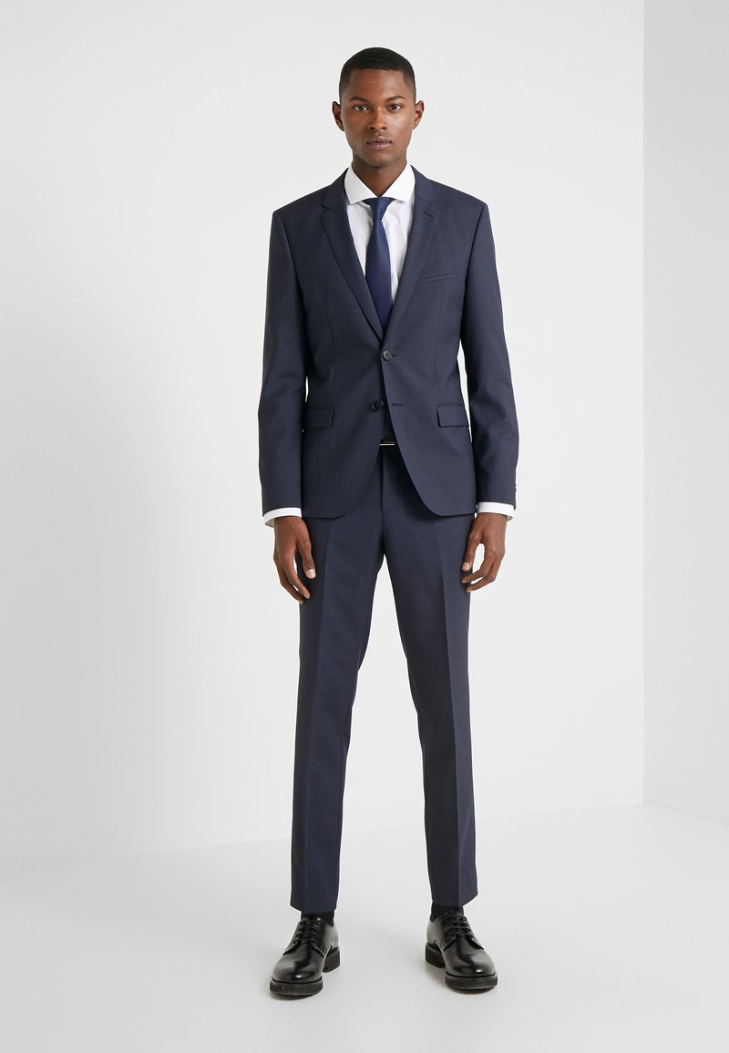 HUGO - ARTI/HESTEN - Suit - dark blue