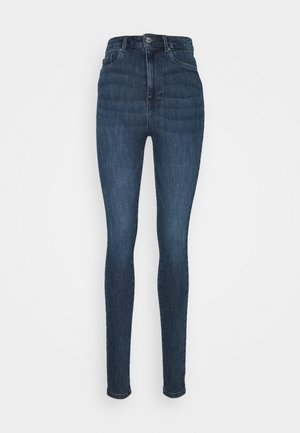 VMLOA  - Jeans Skinny Fit - medium blue denim