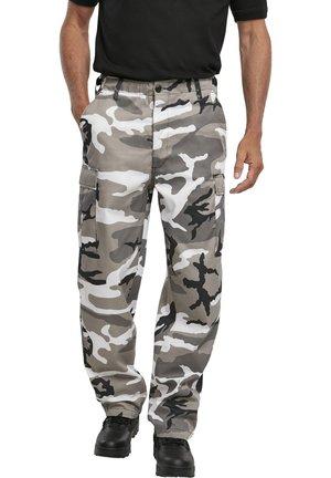 Pantaloni cargo - snowcamo